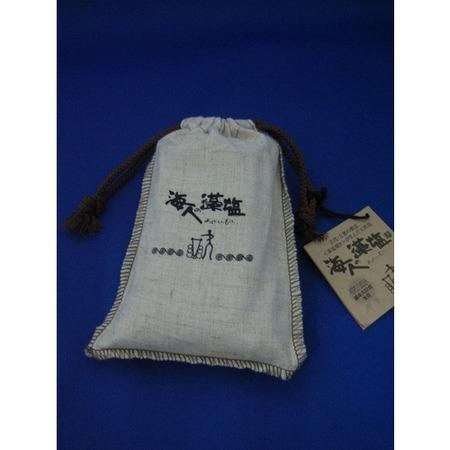 海人の藻塩(布袋入)300g