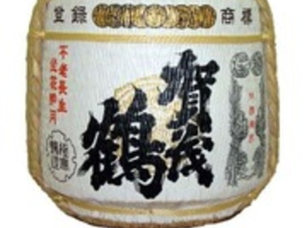 賀茂鶴 特製樽 1.8l