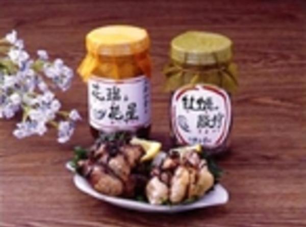 牡蠣の華 2本詰 オイル&オイスター 牡蠣のままかり