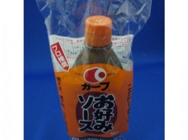 カープ お好み焼きソース 500g
