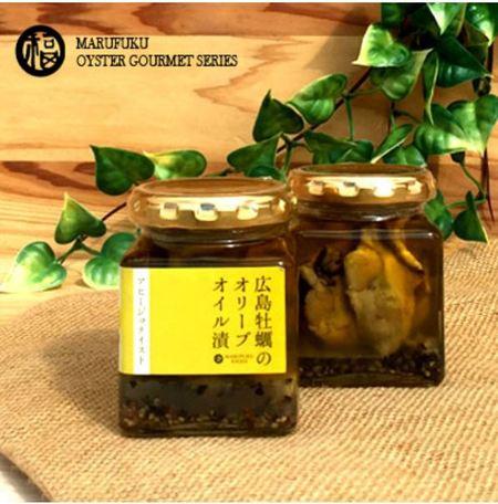 広島牡蠣オリーブオイル アヒージョ