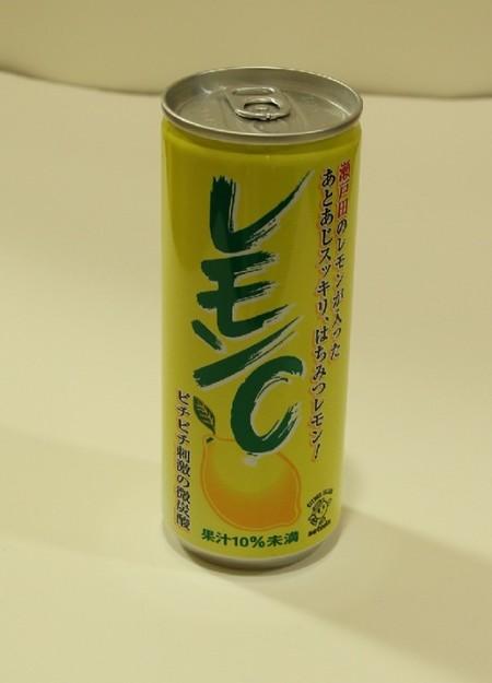 レモンC 微炭酸レモン飲料