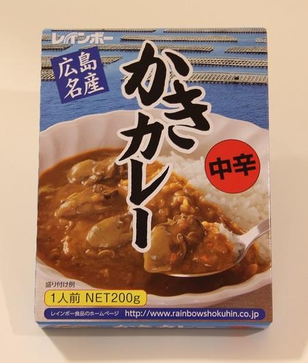 かきカレー 1食入  レインボー食品