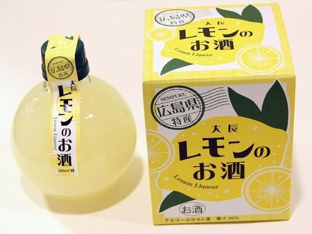 レモンのお酒 360ml  千福