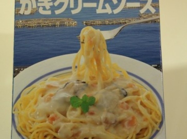 レインボー食品 オイスタークリームソース パスタ用