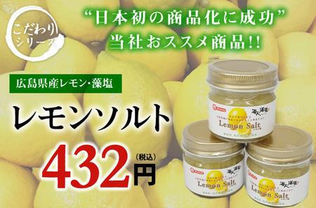 レモンソルト  80g